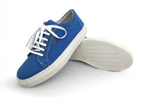 Gardino Zulinex - Blue  Boat Shoe (Woman)