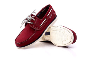 Bonifacio - T.Red Boat Shoe (Man)