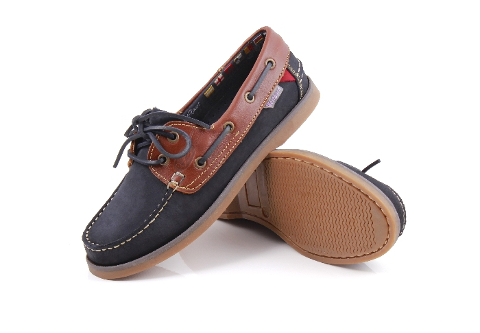 Marina - NL. navy brown vitorlás cipő (Női) 88ad1cc4c6